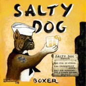 Janet Kruskamp - Salty Dog