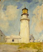 Charles W. Hawthorne - Highland Light, ca. 1925