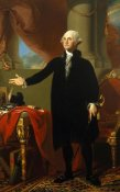 Gilbert Stuart - George Washington, 1796