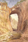 John Henry Hill - Natural Bridge, Virginia, 1876