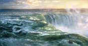 Louis Remy Mignot - Niagara, 1866