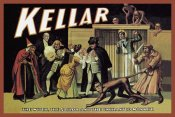Unknown - Magicians: Kellar: The Witch, the Sailor and the Enchanted Monkey