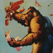 Unknown - Vintage Film Posters: King Kong - Detail