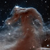 NASA - Horsehead Nebula, Infrared View