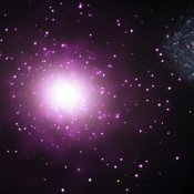 NASA - M60-UCD1 - Ultra-Compact Dwarf Galaxy