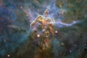 NASA - Mystic Mountain in the Carina Nebula