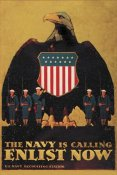 Britton - WWI: Navy is Calling: Enlist Now