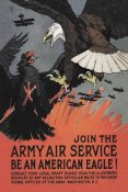 Charles Livingston Bull - WWI: Join the Army Air Service: Be an American Eagle!