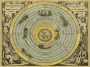 Andreas Cellarius - Maps of the Heavens: Planisphaerium Ptolemaicum