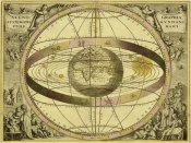 Andreas Cellarius - Maps of the Heavens: Sceno Systematis Ptolemaici