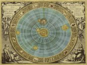 Andreas Cellarius - Maps of the Heavens: Planisphaerium Copernicanum