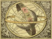 Andreas Cellarius - Maps of the Heavens: Circulis Coelestibus