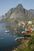 Tui De Roy - Norwegian fjord and  traditional fishing village, Lofoten Island, Norway