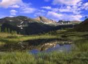 Tim Fitzharris - West Needle Mountains, Weminuche Wilderness, Colorado