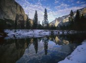 Tim Fitzharris - El Capitan and the Merced River, Yosemite NP, California