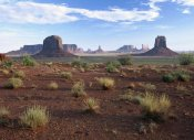 Tim Fitzharris - Monument Valley from north window viewpoint, Arizona