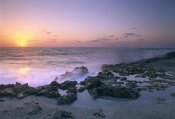 Tim Fitzharris - Blowing Rocks Preserve at sunset, Jupiter Island, eastern Florida