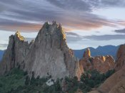 Tim Fitzharris - Gray Rock and South Gateway Rock, Garden of the Gods,  Colorado