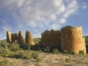 Tim Fitzharris - Hovenweep Castle at Little Ruin Canyon, Hovenweep National Monument, Utah