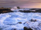 Tim Fitzharris - Waves and surf at Wawaloli Beach The Big Island, Hawaii