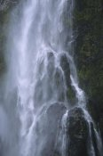 Konrad Wothe - Cascades of Stirling Falls, Milford Sound,  New Zealand