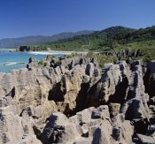 Konrad Wothe - Pancake rocks, Paparoa National Park,  New Zealand