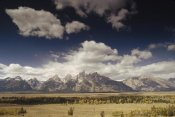 Gerry Ellis - Teton Range, Snake River Valley, Grand Teton National Park, Wyoming