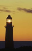 Gerry Ellis - Cape du Couedic lighthouse at sunset, Flinders Chase NP, Kangaroo Island, Australia