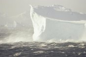 Gerry Ellis - Iceberg in Bransfield Strait, along northern tip of the Antarctic Peninsula