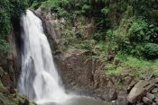 Gerry Ellis - Haew Narok Falls, upper section, Khao Yai National Park, Thailand