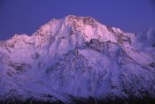Colin Monteath - Mt Cook in pre-dawn light, eastern side, Mt Cook National Park, New Zealand