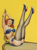 Peter Driben - Mid-Century Pin-Ups - Flirt Magazine - Sailor Girl