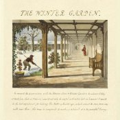 Humphry Repton - The Winter Garden, 1813
