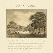 Humphry Repton - Park Pool, 1813