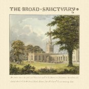 Humphry Repton - The Broad Sanctuary, 1813