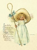 Maud Humphrey - Nursery Rhymes: Little Bo Peep