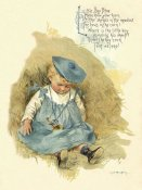 Maud Humphrey - Nursery Rhymes: Little Boy Blue