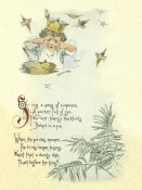 Maud Humphrey - Nursery Rhymes: Sing a Song of Sixpence