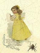 Maud Humphrey - Nursery Rhymes: Little Miss Muffett