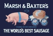 Advertisement - Pigs and Pork: Marsh and Baxter's World's Best Sausage