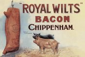 Advertisement - Pigs and Pork: Royal Wilts Bacon