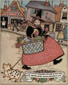 Mary Wright Jones - Pigs and Pork: Home Arts: To Market