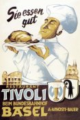 Advertisement - Cooks: Restaurant Tivoli Basel