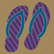 BG.Studio - Summer Fun: Flip Flops