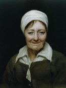 Michael Sweerts - Head of a Woman