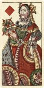 Andreas Benedictus Göbl - Queen of Diamonds (Bauern Hochzeit Deck)