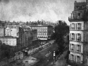 William Talbot - The Boulevards of Paris, May 1843