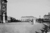 Charles Marville - Paris, about 1877 - Place de l'Etoile