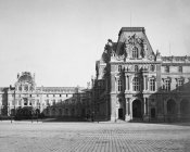 Gustave Le Gray - Paris, 1859 - Mollien Pavilion, the Louvre