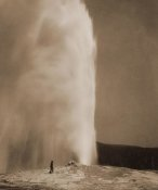 William Henry Jackson - Old Faithful, 1870